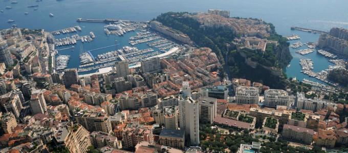 La Principauté de Monaco et le Port Hercule