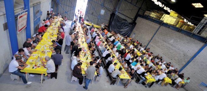 Le déjeuner traditionnel de la SAM des Entreprises JB Pastor & Fils