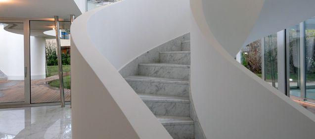 Réalisation intérieure - Villa Roccabella