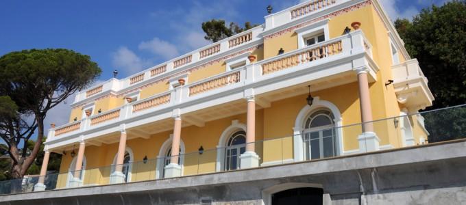La Villa Shangri-Là - après réhabilitation