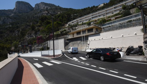 Downward tunnel jb pastor fils monacojb pastor for Boulevard du jardin exotique monaco