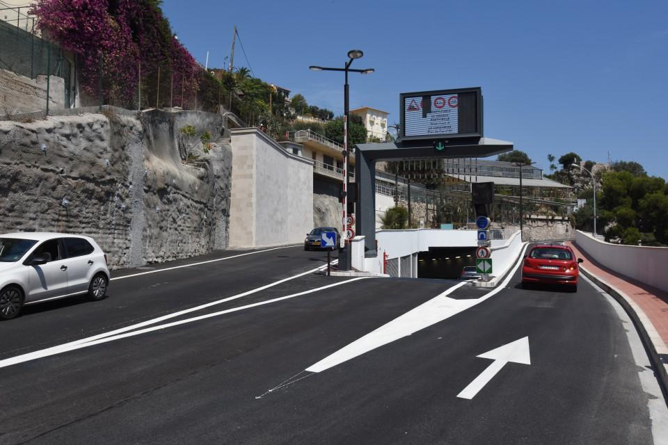 Tunnel descendant jb pastor fils monacojb pastor for Boulevard du jardin exotique